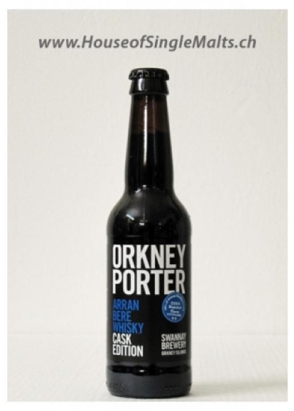Swannay Brewery - Orkney Porter Arran ..