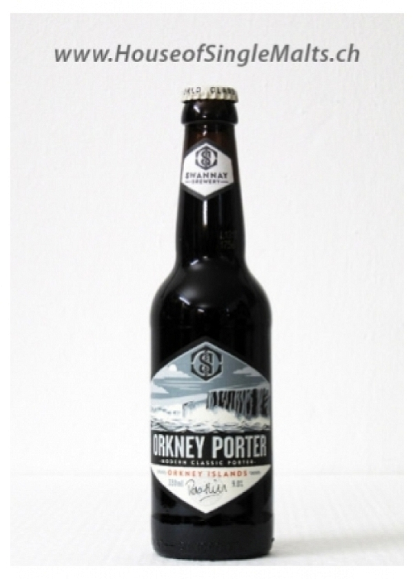 Swannay Brewery - Orkney Porter (33 cl)