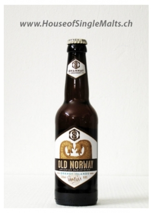 Swannay Brewery - Old Norway (33 cl)