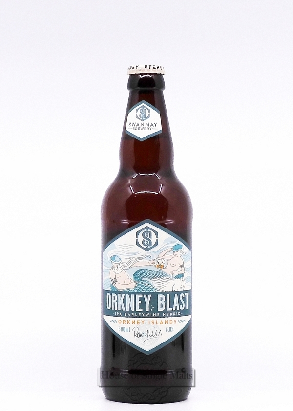 Swannay Brewery - Orkney Blast (50 cl)
