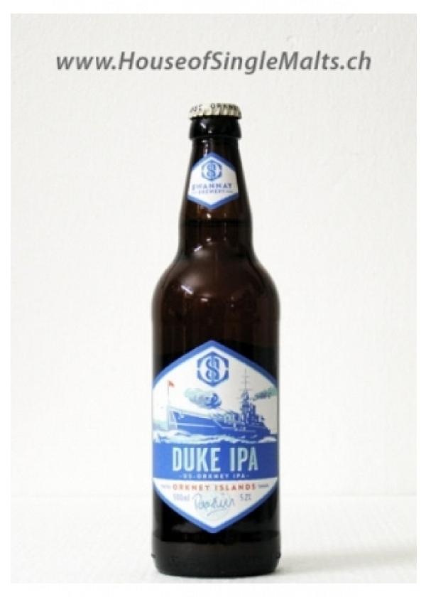 Swannay Brewery - Duke IPA (50 cl)
