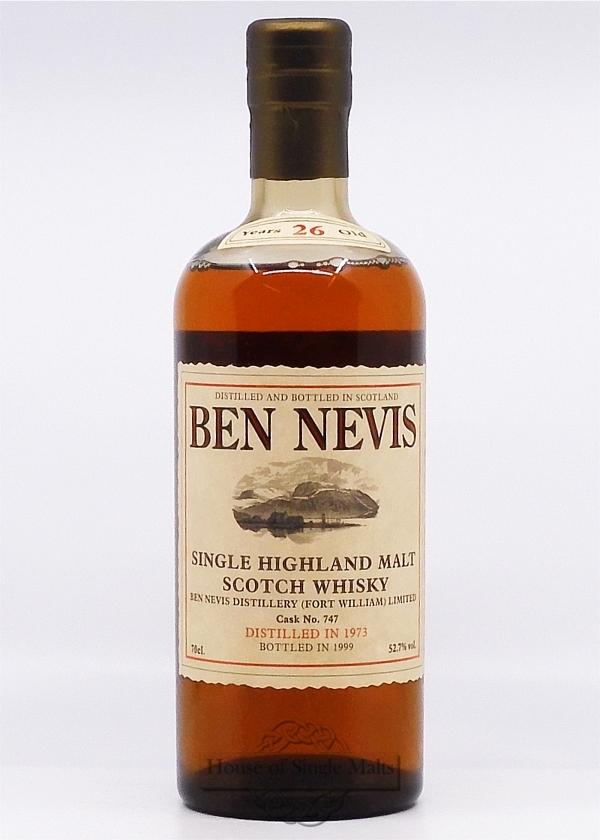 Ben Nevis 10 Years - Neue Aufmachung