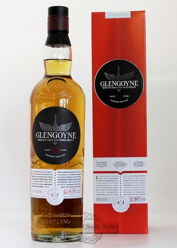 Glengoyne 12 Years