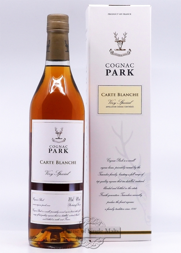 Park Cognac VS - Carte Blanche