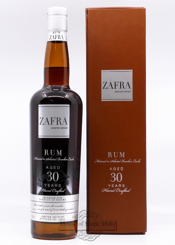 Zafra 30 Años Master Reserve