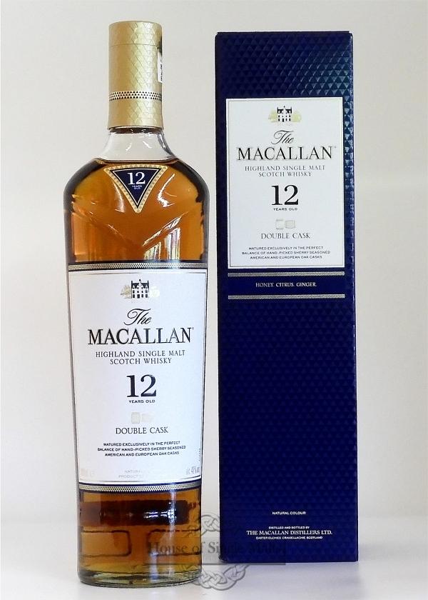 Macallan 12 Years (Double Cask)