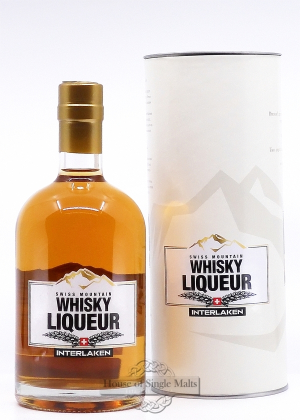 Swiss Highland Whisky Liqueur