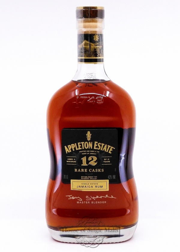 Appleton Estate 12 Years (Jamaica)