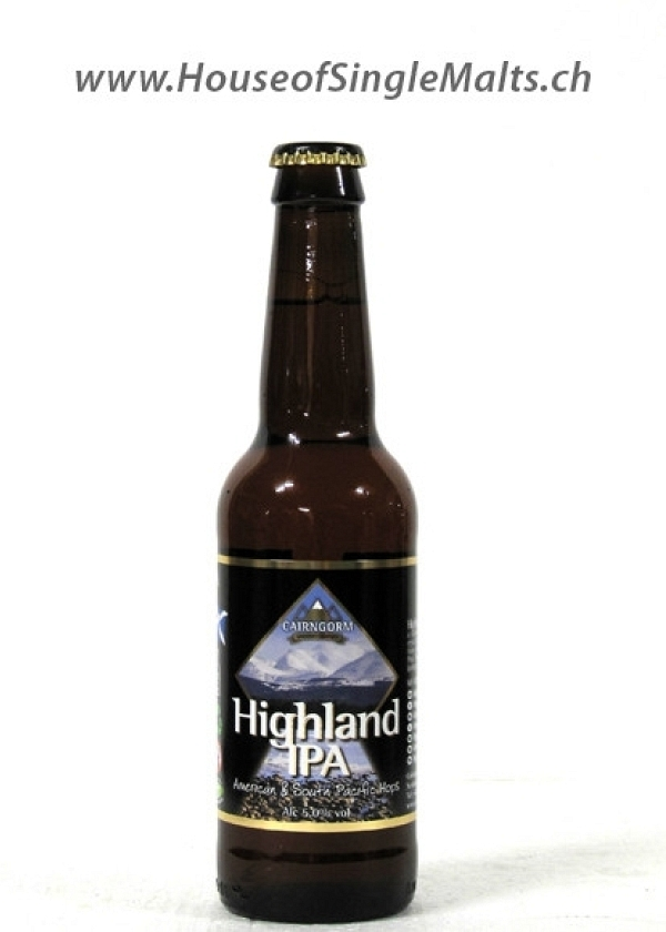 Cairngorm Brewery - Highland IPA (33cl)