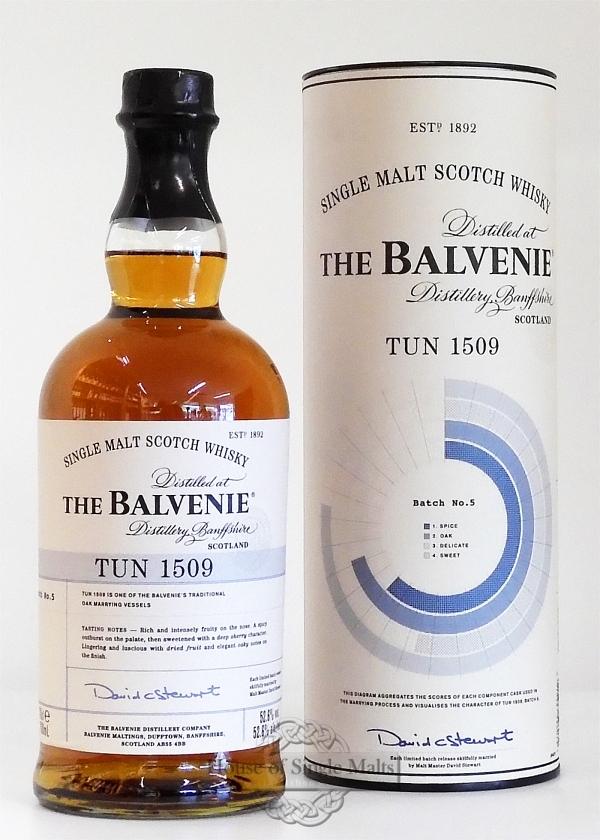 Balvenie Tun 1509 (Batch No.4)