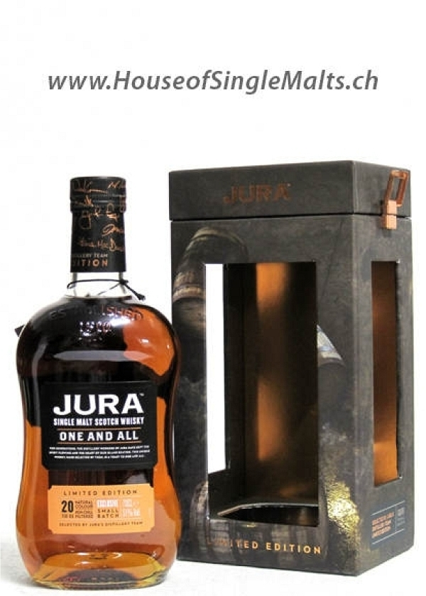 Jura 20 Years - One And All