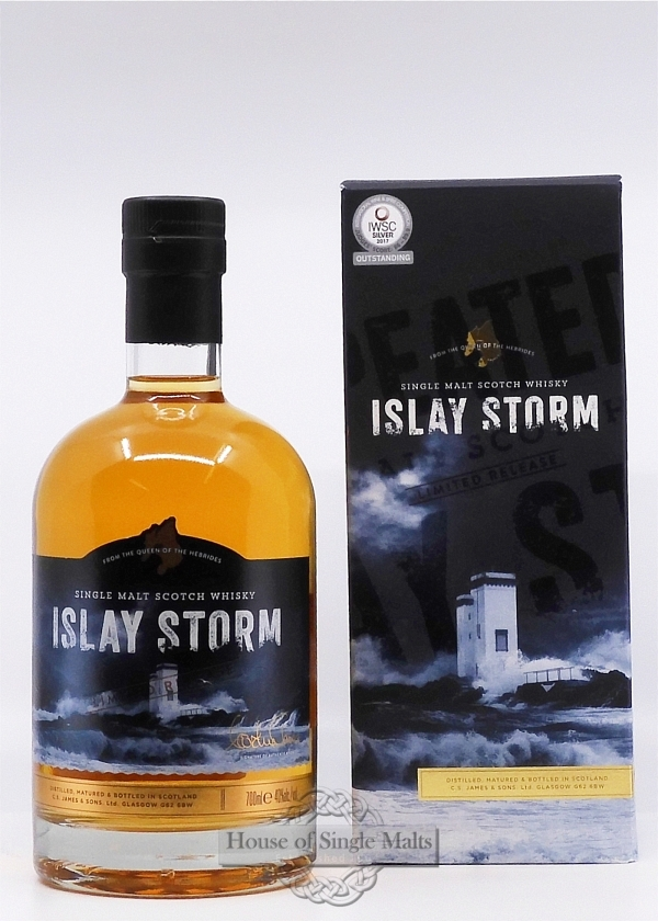 Islay Storm (Laphroaig) - neue Ausführ..