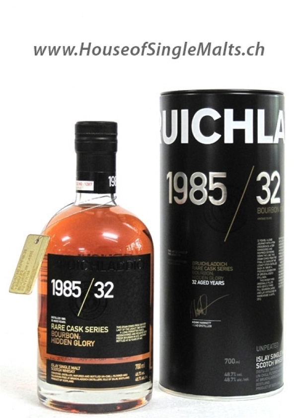 Bruichladdich Rare Casks Series 1985