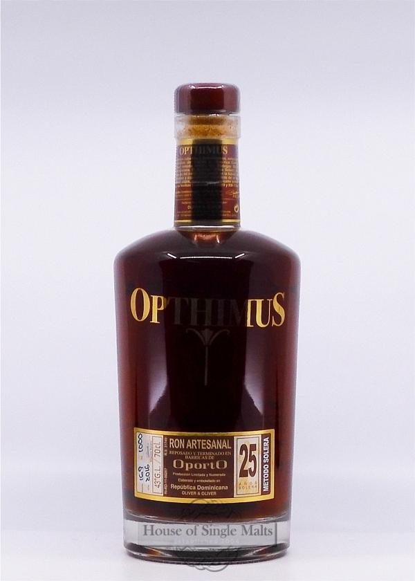 Opthimus 25 Years Oporto (2017)