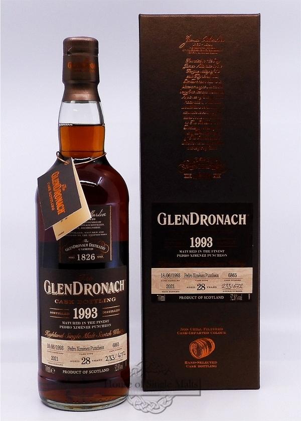 GlenDronach 1995 (2017) Lateltin