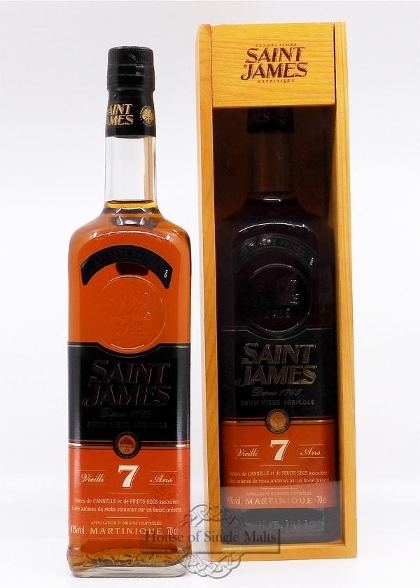 Saint James 7 Years (Martinique)