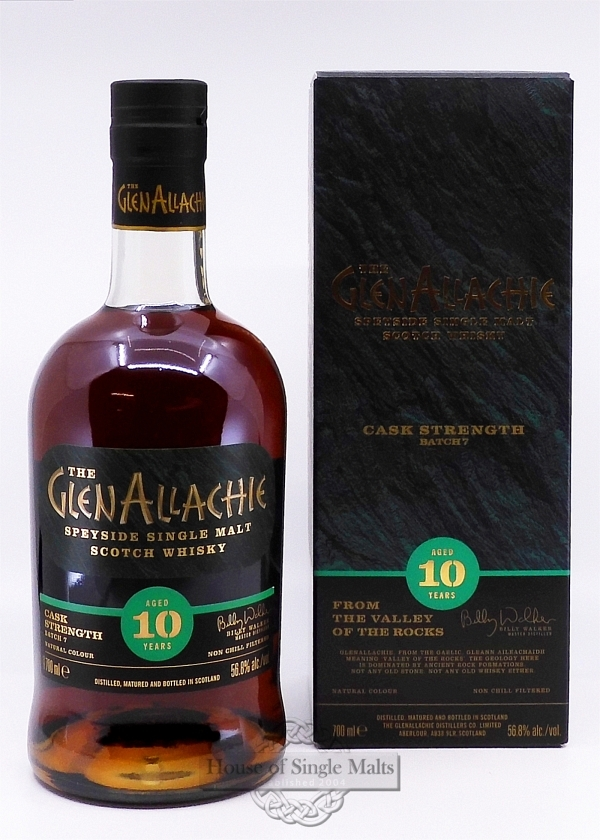 GlenAllachie 10 Years - Batch 5