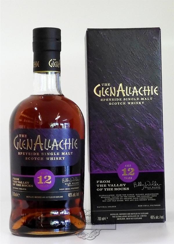 GlenAllachie 12 Years