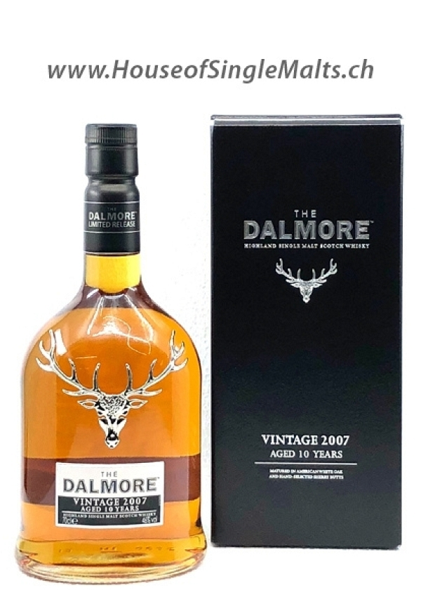 Dalmore Vintage 2007 (10 Years)