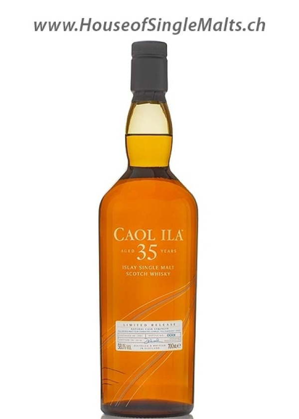 Caol Ila 35 Years - Special Release 2018