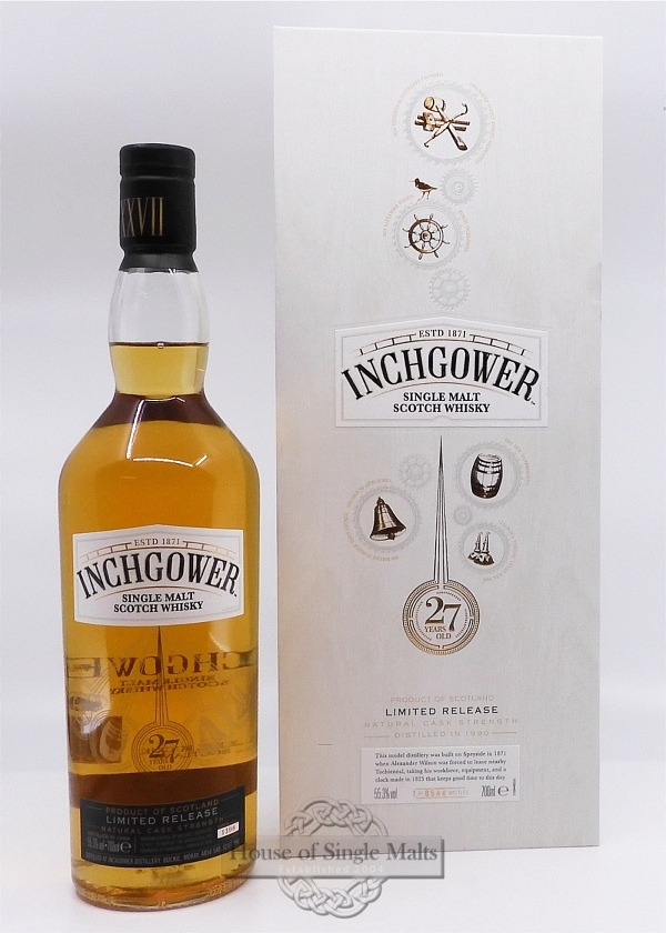 Inchgower 27 Years - Special Release 2..