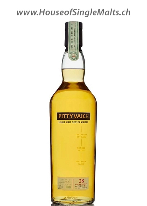 Pittyvaich 28 Years - Special Release ..