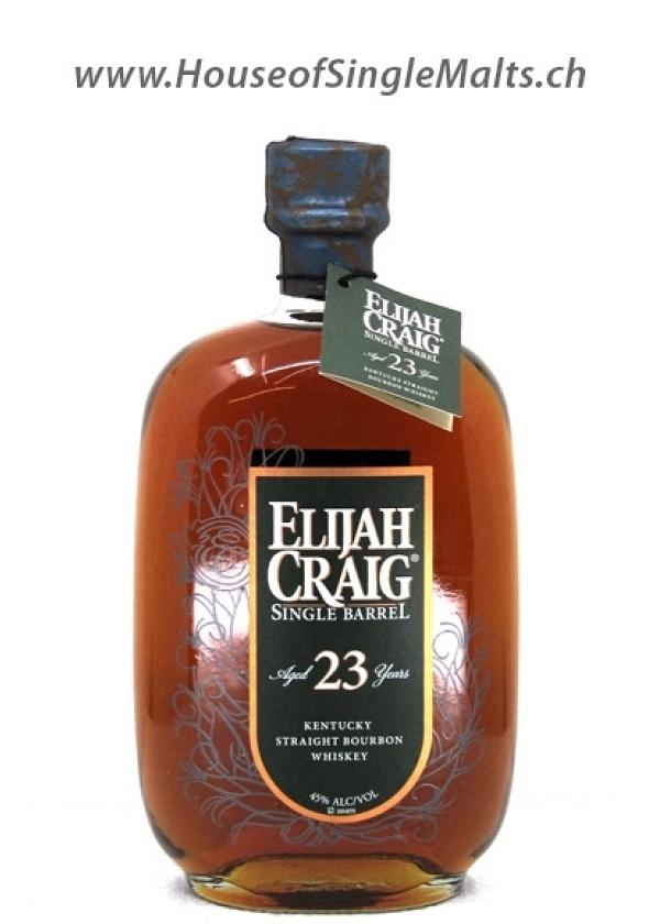 Elijah Craig 23 Years