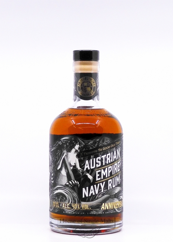 Austrian Empire Navy Rum Anniversary (Barbados)