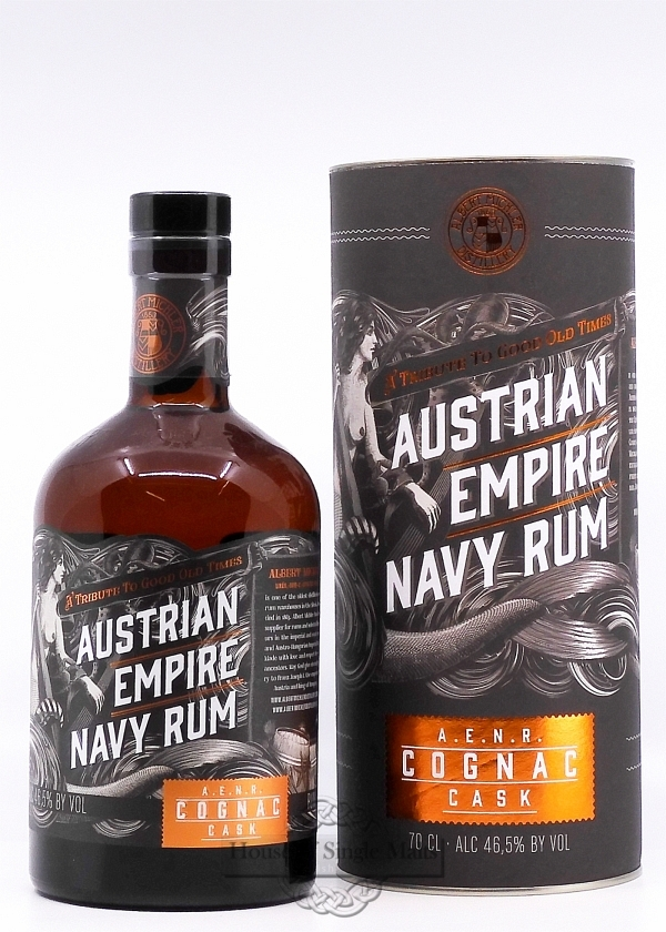 Austrian Empire Navy Rum Cognac Cask (..
