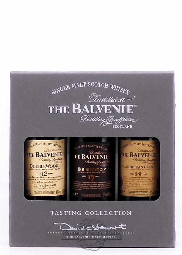 Balvenie Tasterpack (3x 5cl)