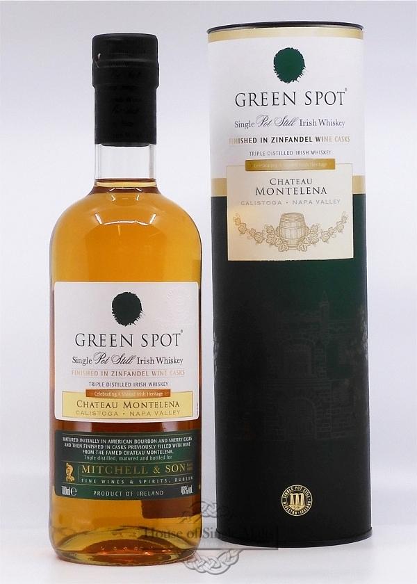 Green Spot Château Montelena Wine Cask..