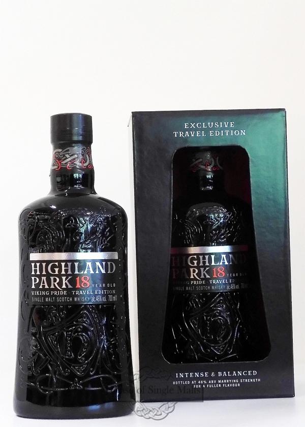 "Highland Park 18 Years ""Viking Pride"" .."