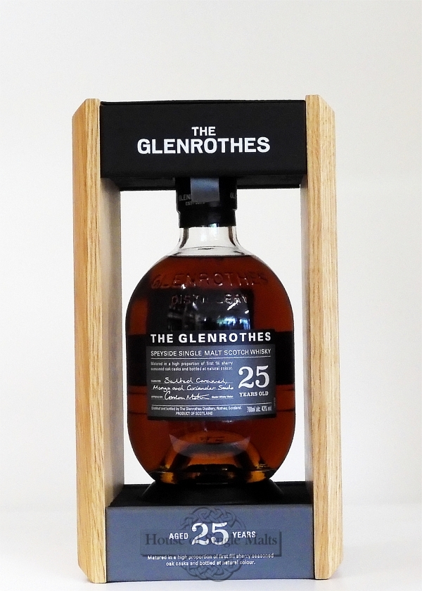 Glenrothes 25 Years