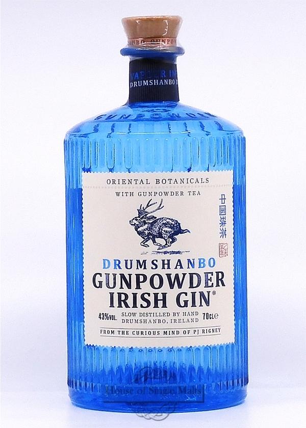 Drumshanbo Gunpowder Irish Gin - 70cl