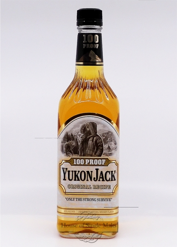 Yukon Jack (75 cl)