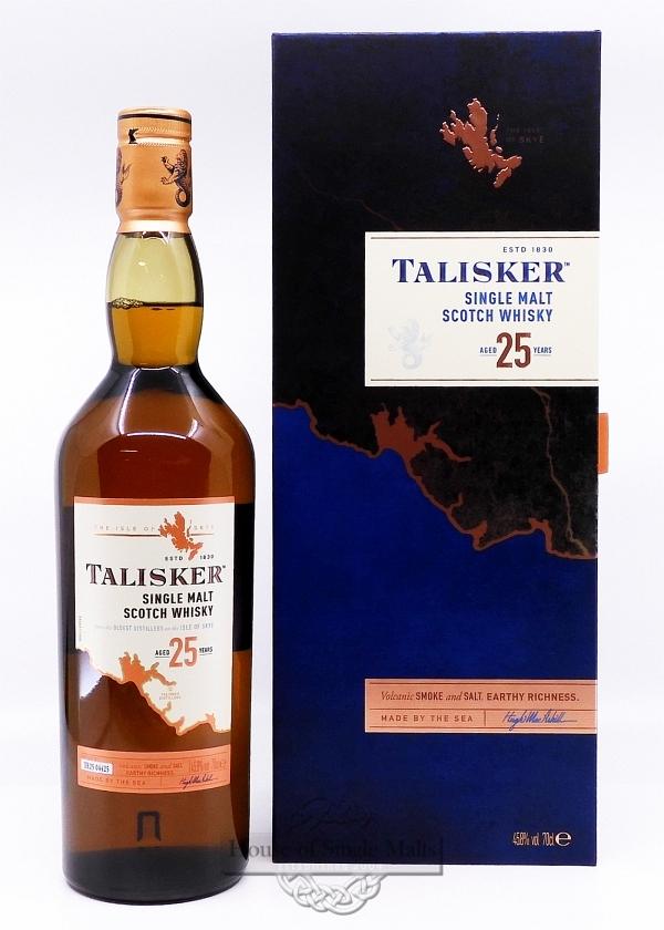 Talisker 25 Years (2018)