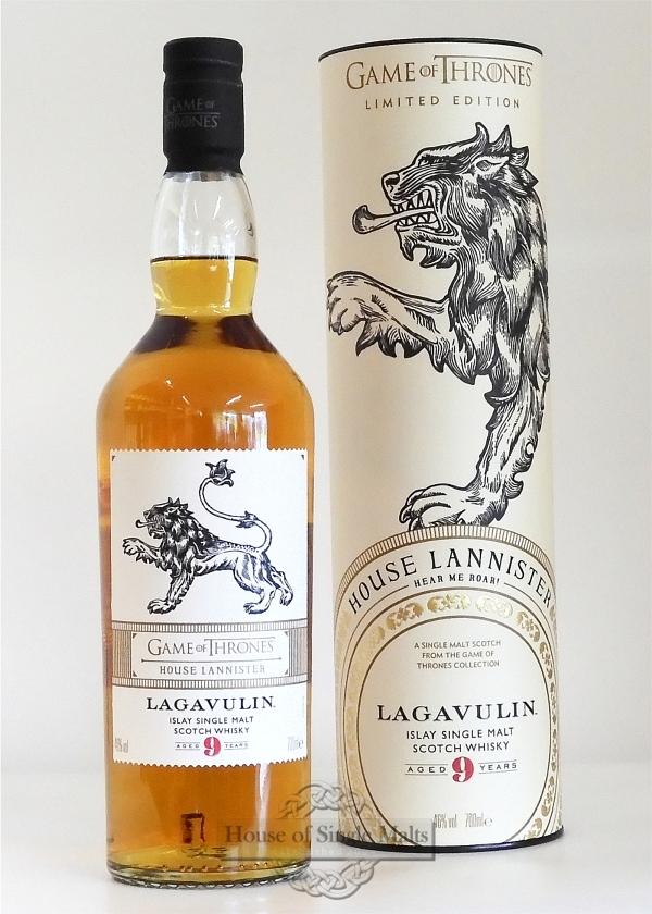 Lagavulin 9 Years