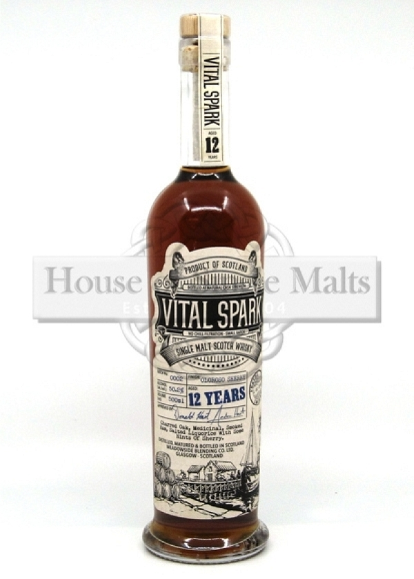 Vital Spark 12 Years - The Maltman