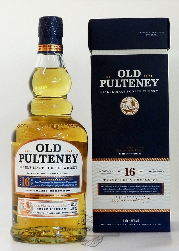 Old Pulteney 16 Years