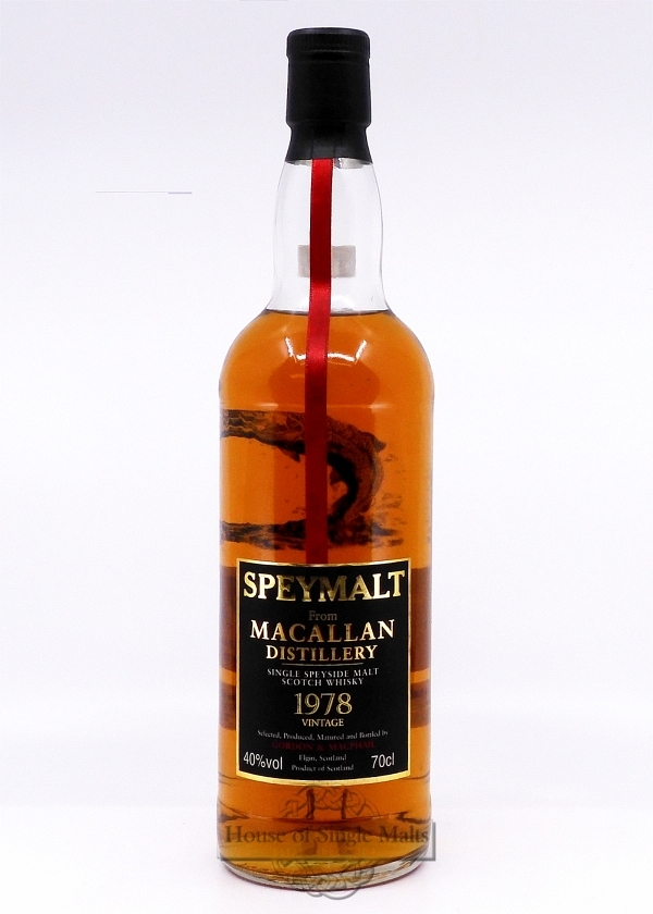 Macallan 12 Years (Sherry Oak Casks)