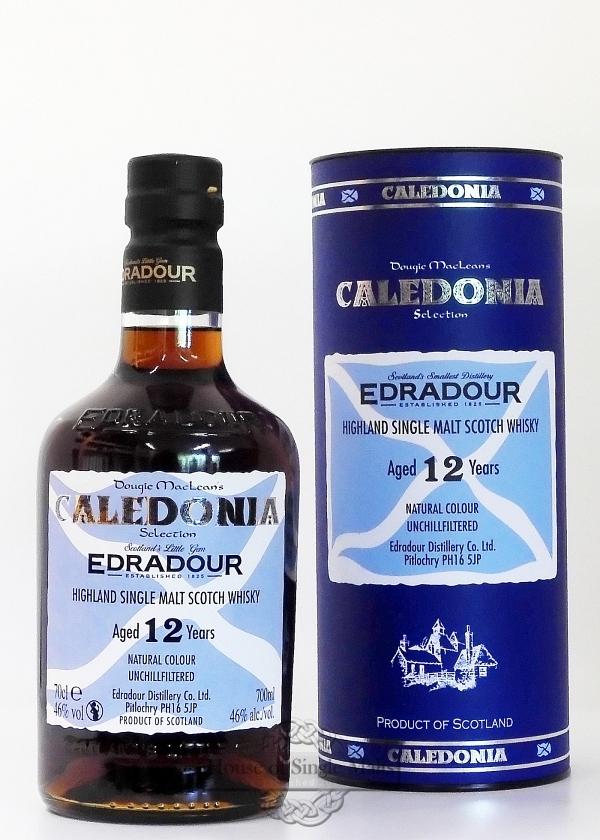 Edradour 12 Years - Caledonia