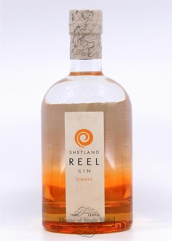 Shetland Reel Gin - Simmer