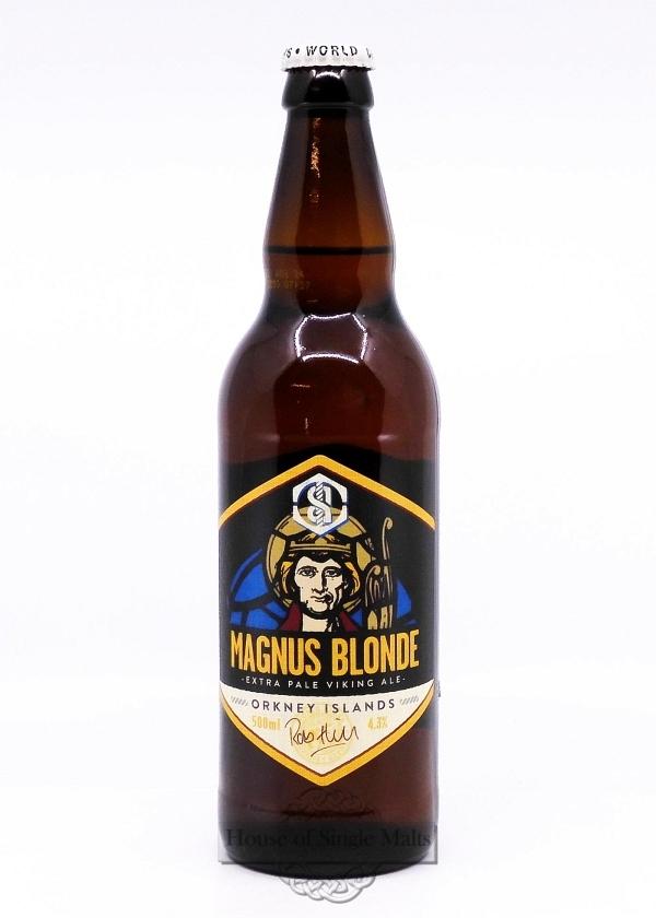 Swannay Brewery - Magnus Blonde (50 cl)