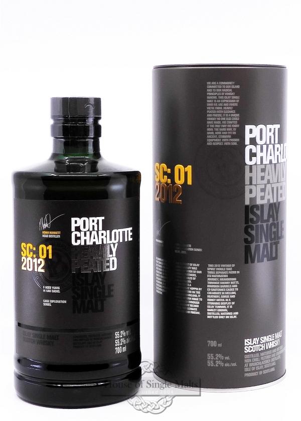 Port Charlotte OLC:01 (2010)