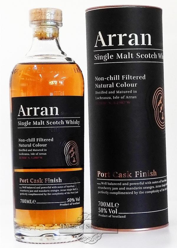 Arran Port Finish - Neue Version!