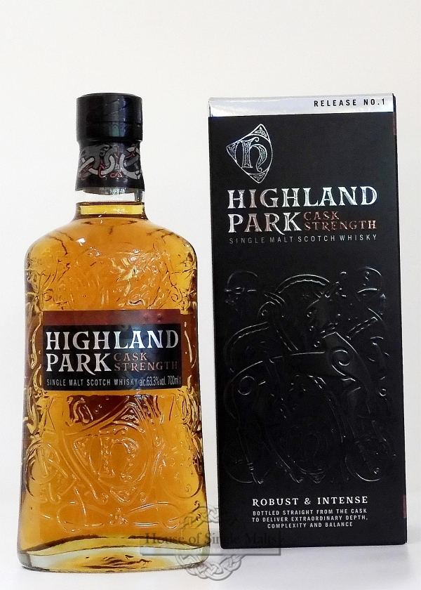 Highland Park Cask Strength -  Release No. 1