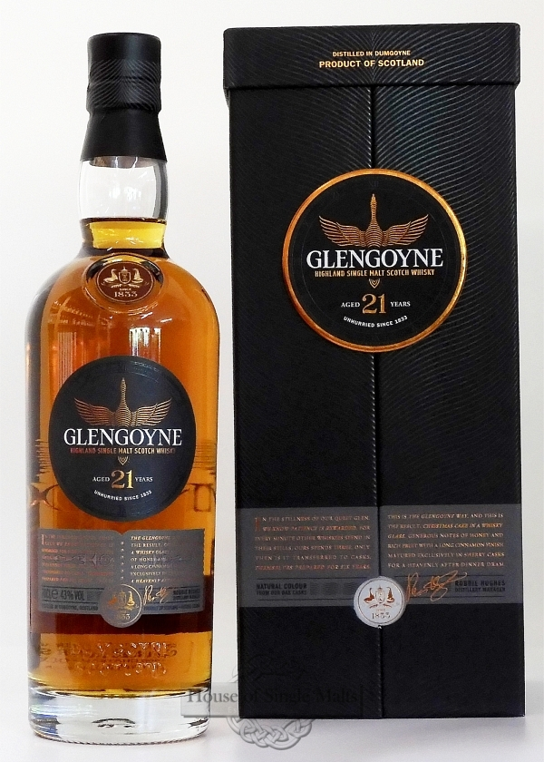 Glengoyne 21 Years - Neue Version