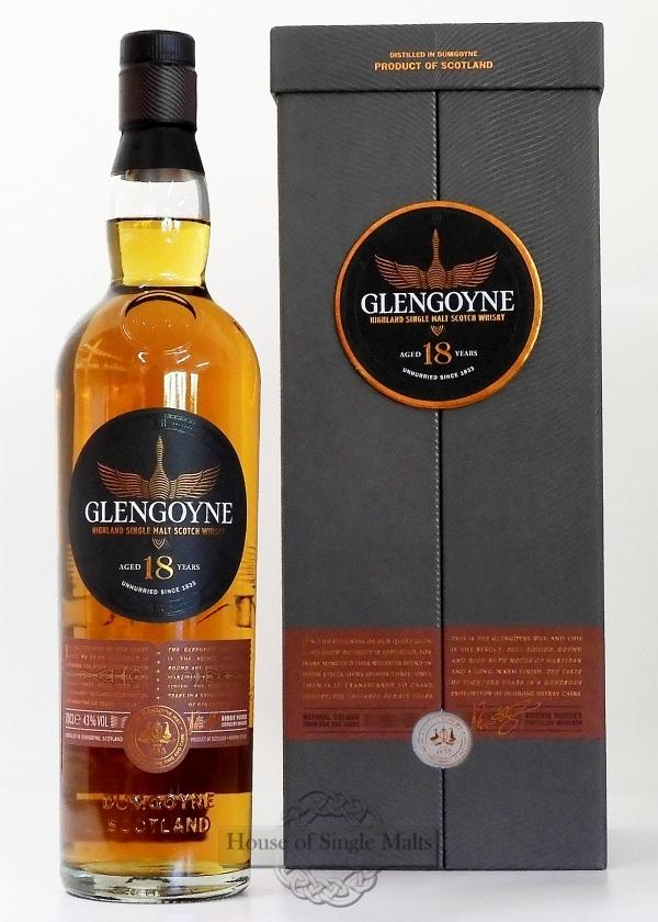 Glengoyne 18 Years - Neue Version
