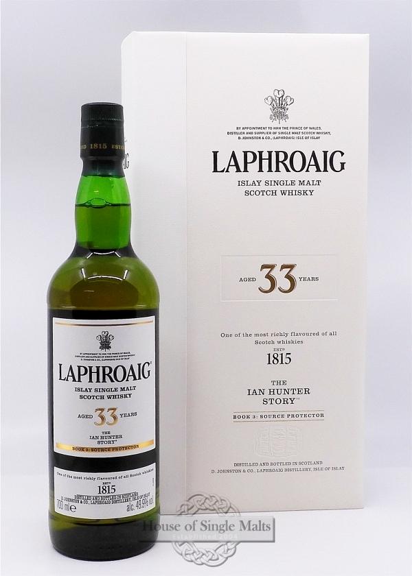Laphroaig 30 Years - The Ian Hunter Story (Book 2)