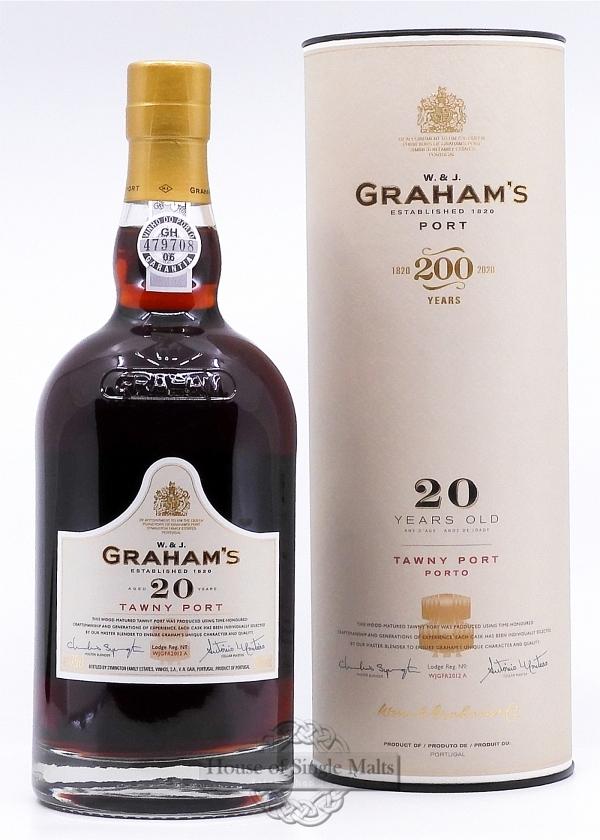 Graham's 20 Years Tawny